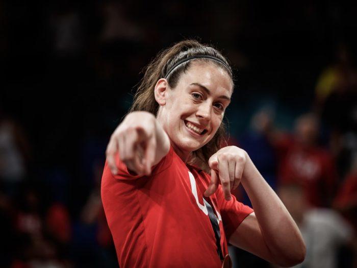 Breanna Stewart Gabby WilliamsSaison WNBA 2020