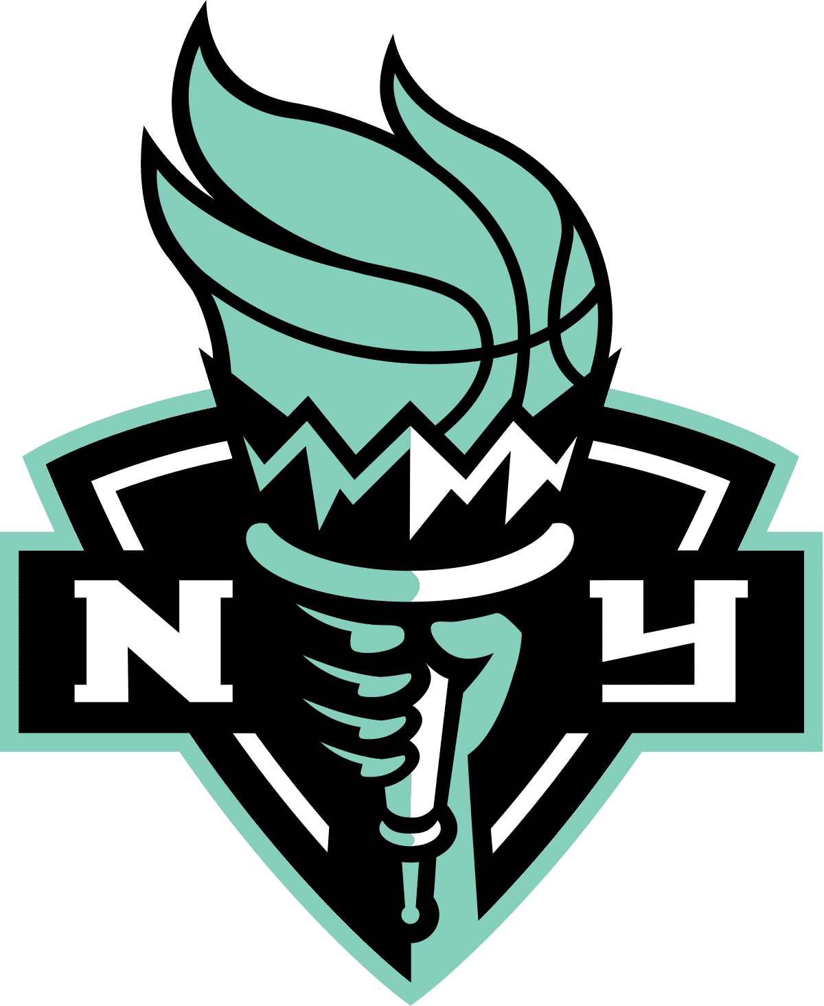 Logo des New York Liberty